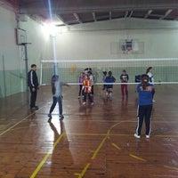 12/23/2013 tarihinde Ibrahim Z.ziyaretçi tarafından Dsi Kapalı Spor Salonu'de çekilen fotoğraf