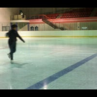 Photo taken at Ice Rink by Heeyong K. on 12/20/2013