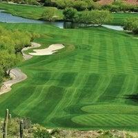 Photo taken at Ventana Canyon Golf Club - Mountain by Patrick C. on 10/2/2012