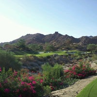 Photo taken at Bighorn Golf Club by Patrick C. on 9/21/2012