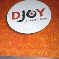 Foto tirada no(a) DJOY Japanese Food por Dhay O. em 3/18/2013