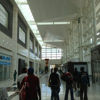Photo taken at Maputo International Airport (MPM) by Luciano M. on 1/28/2013