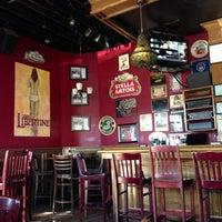Photo taken at Libertine Bar by Luis A. on 2/17/2013