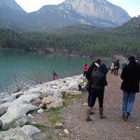 Photo taken at Doyran by Alper Ç. on 2/24/2013