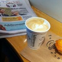 Photo taken at Kaffebrenneriet by Agne D. on 4/27/2013
