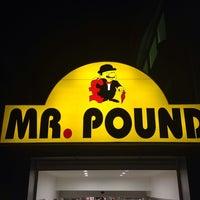 Photo taken at Mr. Pound by İpek Ö. on 12/21/2013