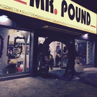 Photo taken at Mr. Pound by İpek Ö. on 12/12/2014