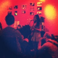 Photo taken at Revolution Cafe by Pamela @ M. on 4/12/2013