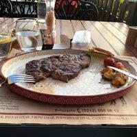6/22/2018 tarihinde Yiğit E.ziyaretçi tarafından The Butcher Shop & Etçii Steakhouse'de çekilen fotoğraf
