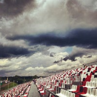 Photo taken at Moscow Raceway by Lisa F. on 6/8/2013