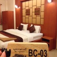 Photo taken at Phuphet Resort Khaoyai-Pakchong Hotel by Payia S. on 1/18/2014
