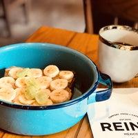 Photo taken at REINA by Horacio C. on 10/15/2017