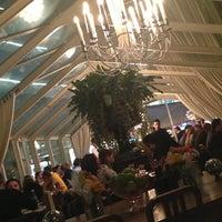 Photo taken at The House Café by Meltem E. on 3/28/2013