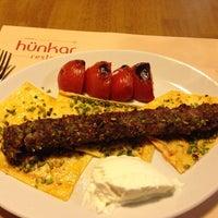 5/2/2014 tarihinde Mustafa D.ziyaretçi tarafından Fatsalı Hünkar Restoran'de çekilen fotoğraf