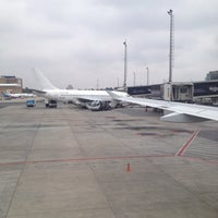 Photo taken at Gate D5 by Ümit G. on 3/11/2013