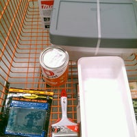 Photo taken at The Home Depot by Almit@ H. on 2/7/2014