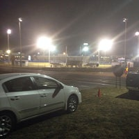 Photo taken at Nixon Field (James F. Byrnes High School) by JC S. on 11/30/2013