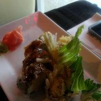 Photo taken at Koto Japanese Steakhouse by Tia S. on 4/28/2013