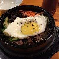 Photo taken at Haroo Korean Homestyle Cuisine by Jason W. on 11/17/2014