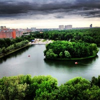 Photo taken at Izmaylovsky Park by Эмиль Н. on 5/26/2013