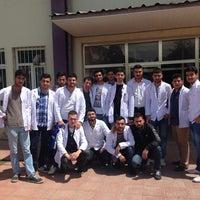 Photo taken at Cumhuriyet Üniversitesi S.H.M.Y.O by Okan E. on 5/11/2014