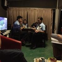 Photo taken at เฮ้ยแซ่บ เมืองใหม่บางพลี by Chotivate W. on 11/21/2014