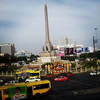 Photo taken at Victory Monument by Erma V. on 7/22/2013