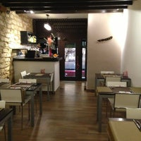 Foto tomada en Restaurante Tk por Tarek B. el 2/24/2013