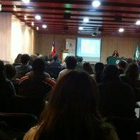 Photo taken at Universidad Santo Tomas by Ivania C. on 4/4/2013