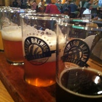 Photo taken at Galena Brewing Company by Carrie F. on 9/3/2012