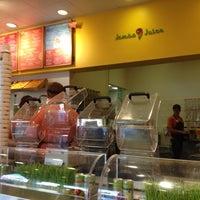 Photo taken at Jamba Juice Esplanade by Darah G. on 8/5/2012