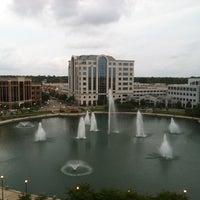 Photo taken at Newport News Marriott at City Center by John G. on 7/31/2012