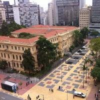Das Foto wurde bei Praça da República von Renato D. am 3/30/2012 aufgenommen