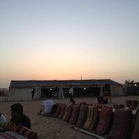 Photo taken at Safari Desert Camp by Youngdoo J. on 5/12/2012