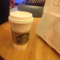 Photo taken at Starbucks by Cynthia S. on 8/1/2012