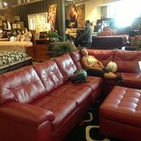 Photo Taken At Bobu0026amp;#39;s Discount Furniture By Chris H. On ...