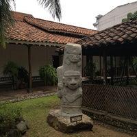 Photo taken at Museo Arqueológico La Merced by Carlos V. on 3/28/2013