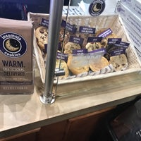 Photo taken at Insomnia Cookies by Ashon T. on 1/14/2017