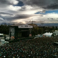 Photo taken at Foro Sol by Rick R. on 5/12/2013