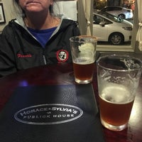 Photo taken at Horace & Sylvia's Publick House by Walt F. on 10/22/2016