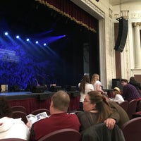 Photo taken at Patchogue Theatre by Walt F. on 5/10/2016