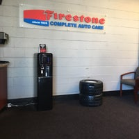 Photo taken at Firestone Tire And Auto by Walt F. on 7/21/2016