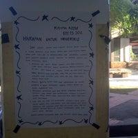 Photo taken at Fakultas Pertanian by Rahma R. on 10/28/2013