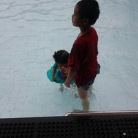 Photo taken at Mesra Hotel Swimming Pool by Mumut S. on 6/28/2013