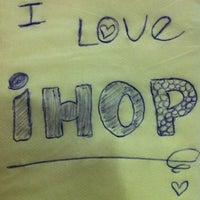 Photo taken at IHOP by Martha F. on 6/14/2013