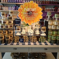 Photo taken at Bath & Body Works by Tracy S. on 3/29/2013