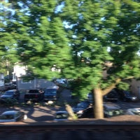 Photo taken at Metro North - East Norwalk Train Station by Booie on 6/18/2016