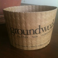 Photo taken at Groundwork Coffee by Tiffany E. on 3/9/2013