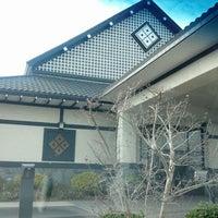 Photo taken at Miyabi Japanese Steak House by Courtney M. on 3/2/2013