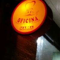 Photo taken at Oficina da Massa by Beto L. on 3/1/2013